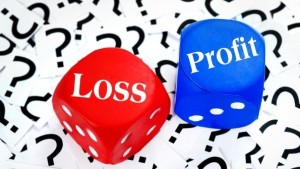 Profit & Loss Dice